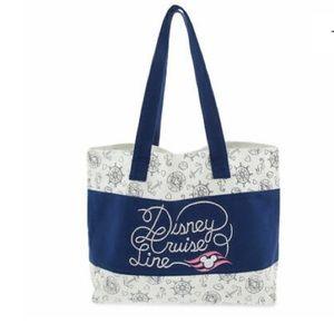 Disney Parks Cruise Line Tote Bag
